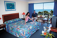 Standard Motel Room at Airlie beach Hotel