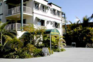 Airlie Apartments in Airlie Beach