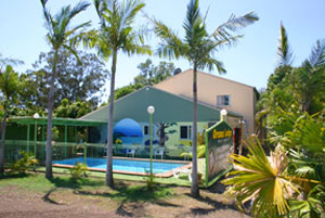 Orana Lodge Whitsunday in Airlie Beach