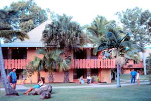 Whitsunday Wanderers Resort in Airlie Beach