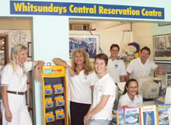 The Whitsunday Islands Reservation Centre