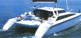Perry 43 Bareboat Charter
